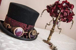 steampunk wedding venue